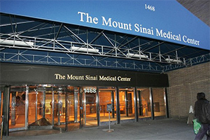 Mount Sinai, New-York